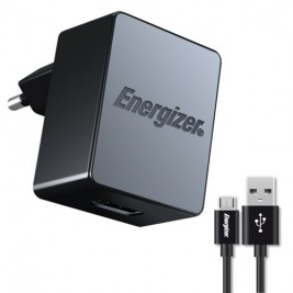 Energizer Hightech Qualcomm Quick Charge 2.0 verkkolaturi